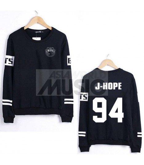 Sweat - BTS Style - J-HOPE 94 (Black)