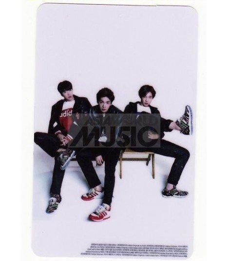 Photo Carte Stickers - WINNER / BAND 04