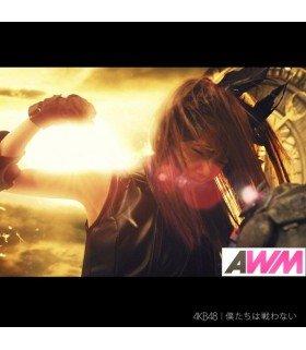AKB48 - Bokutachi wa Tatakawanai (Type A / SINGLE +DVD) (édition normale japonaise)