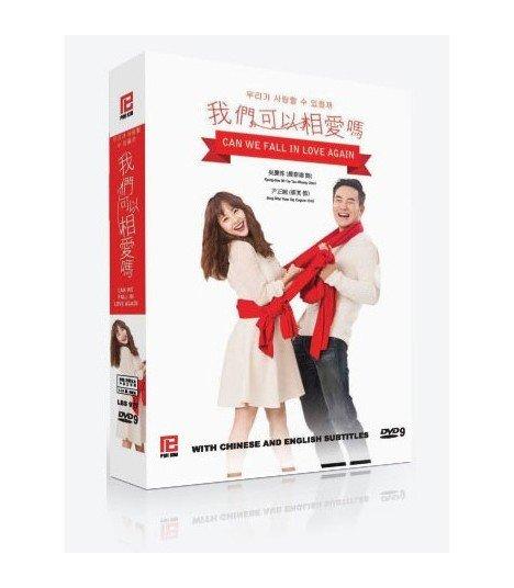 Can We Love? (우리가 사랑할 수 있을까) Coffret Drama Intégrale (5DVD) (Import)