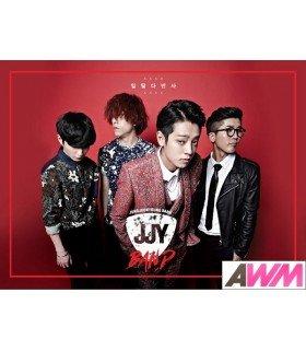 Jung Joon Young Band (정준영밴드) 1st Mini Album (édition coréenne)