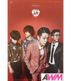 Affiche officielle Jung Joon Young Band - 1st Mini Album