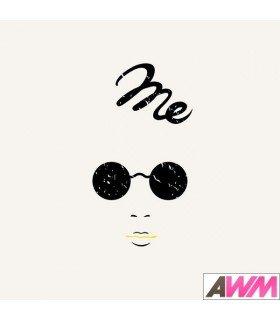 Jin Akanishi (赤西仁) Me (ALBUM) (édition normale japonaise)