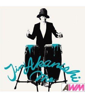 Jin Akanishi (赤西仁) Me (Type B / ALBUM+DVD) (édition limitée japonaise)