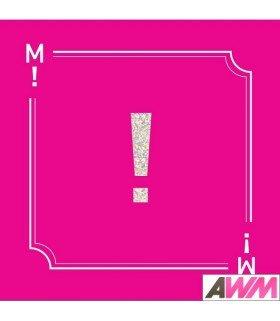 MAMAMOO (마마무) Mini Album Vol. 3 - Pink Funky (édition coréenne)