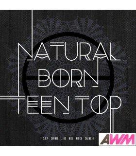 Teen Top  (틴탑) Mini Album Vol. 6 - Natural Born TEEN TOP (Dream Version) (édition coréenne)