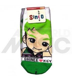 SHINee - Socquettes SHERLOCK - Key