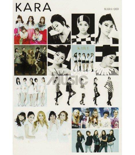 Stickers Double Kara 002