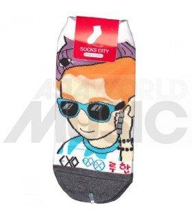 EXO - Socquettes XOXO - Luhan