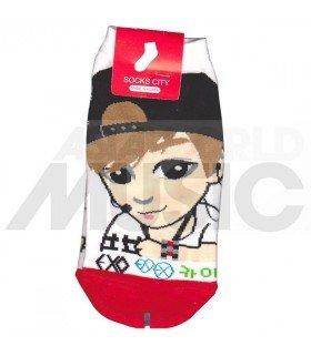 EXO - Socquettes XOXO - Kai