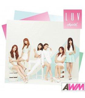 Apink - LUV (Japanese Version) (SINGLE) (édition taiwanaise)