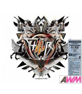 T.M.Revolution - TEN (Type A / ALBUM+DVD) (édition limitée taiwanaise)