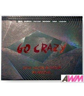 2PM (투피엠) Wold Tour 'GO CRAZY' in Seoul (2DVD + PHOTOBOOK) (édition coréenne)