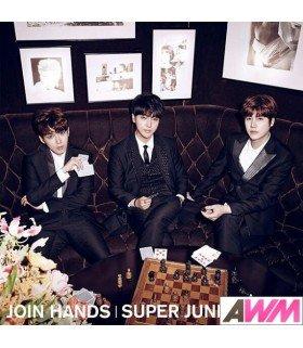 Super Junior-K.R.Y - Join Hands (SINGLE) (édition limitée japonaise)