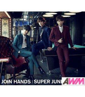 Super Junior-K.R.Y - Join Hands (SINGLE+DVD) (édition limitée japonaise)