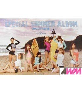 Affiche officielle Nine Muses - S/S Edition