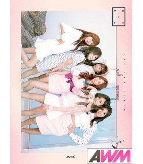 Apink (에이핑크) Vol. 2 - Pink MEMORY (White Version) (édition coréenne)