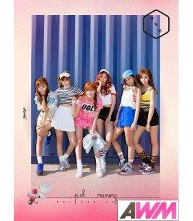Apink (에이핑크) Vol. 2 - Pink MEMORY (Red Version) (édition coréenne)