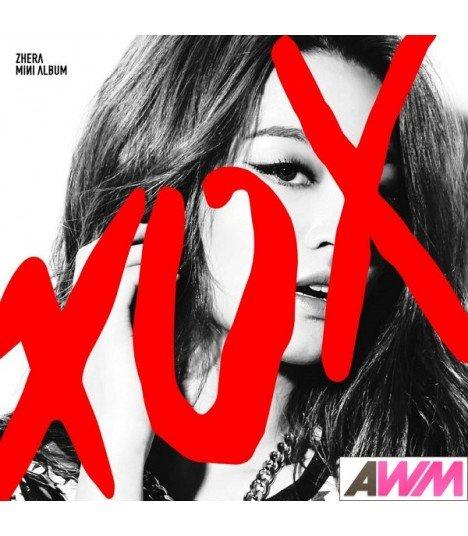 Z.Hera (지헤라) Mini Album Vol. 2 - XOX (édition coréenne)