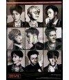 Affiche officielle Super Junior Special Album - DEVIL