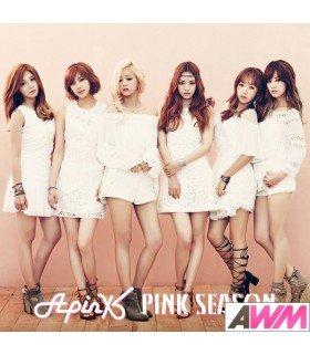 Apink - PINK SEASON (ALBUM) (édition normale japonaise)