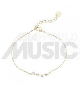 Bracelet Aslan Cubic (Gold)