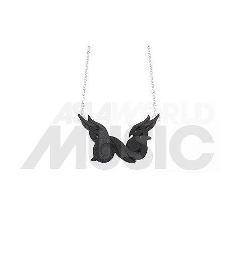 Infinite - Collier Infinite Wings (Black)