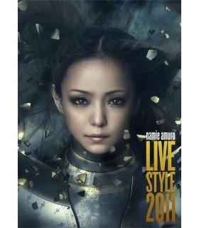 Namie Amuro - Namie Amuro Live Style 2011 (édition Hong Kong)