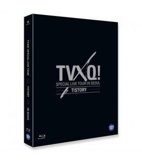 Dong Bang Shin Ki (TVXQ!) Special Live Tour -T1ST0RY- in Seoul (BLU-RAY + PHOTOBOOK) (édition coréenne)