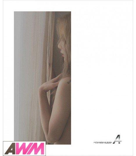 HyunA (현아) Mini Album Vol. 4 - A+ (édition coréenne)