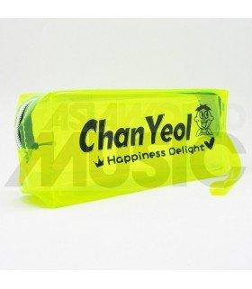 EXO - Trousse EXO-L - CHANYEOL (NEON YELLOW)