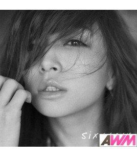 Ayumi Hamasaki (浜崎あゆみ) sixxxxxx (MINI ALBUM + DVD) (édition taiwanaise)