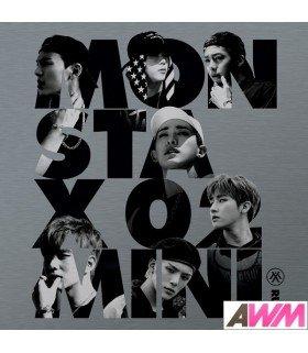 Monsta X (몬스타엑스) Mini Album Vol. 2 - Rush (Official Version) (édition coréenne)