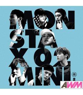 Monsta X (몬스타엑스) Mini Album Vol. 2 - Rush (Secret Version) (édition coréenne)