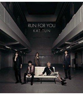 KAT-TUN - Run For You (édition normale Hong Kong)