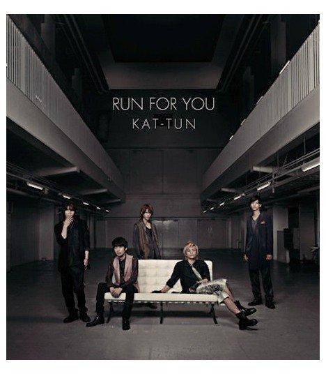 KAT-TUN - Run For You (Single)