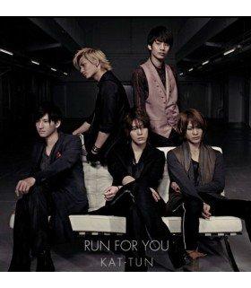 KAT-TUN - Run For You (CD+DVD) (édition limitée Hong Kong)