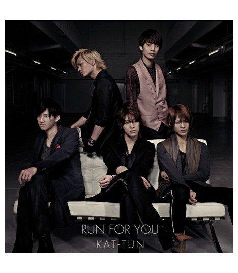 KAT-TUN - Run For You (CD+DVD) (édition limitée coréenne)