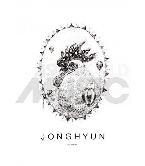 Affiche officielle JONGHYUN - The Story Op. 1