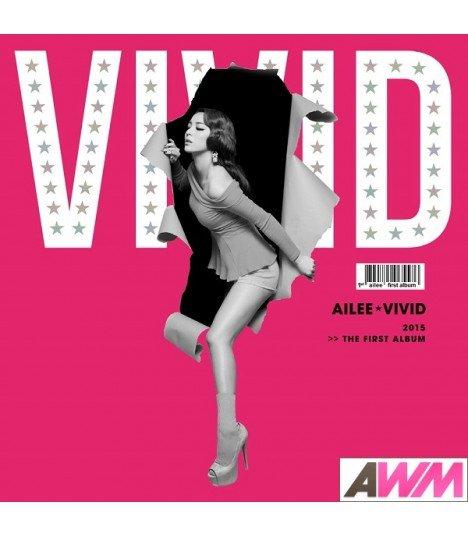 Ailee (에일리) Vol. 1 - VIVID (édition coréenne)