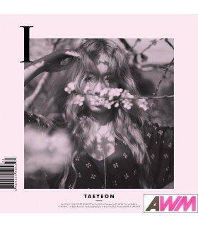 TAEYEON (태연) Mini Album Vol. 1 - I (édition coréenne)