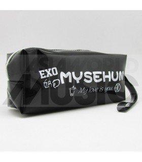 EXO - Trousse EXO-L - SEHUN (BLACK)
