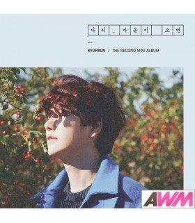 Kyuhyun (규현) Mini Album Vol. 2 (édition coréenne)