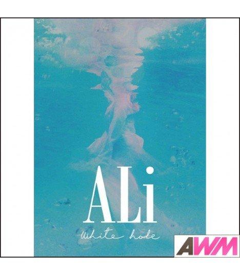 ALi (알리) Mini Album Vol. 4 - White Hole (édition coréenne)