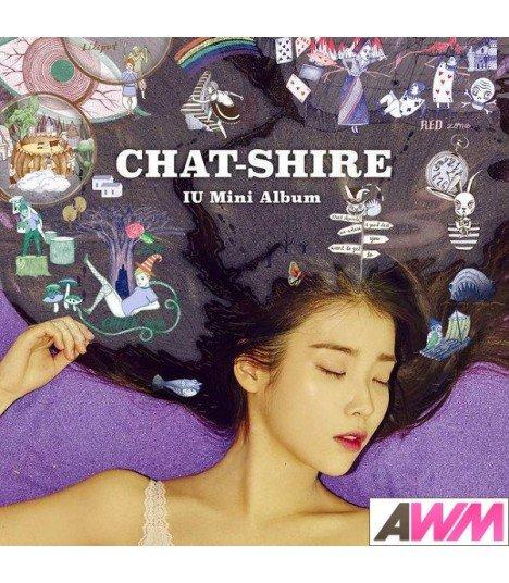 IU (아이유) Mini Album Vol. 4 - Chat-shire (édition coréenne)