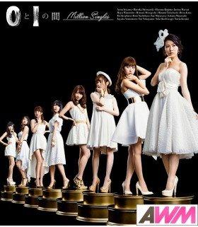 AKB48 - 0 to 1 no Aida (Type B) (2CD / Million Singles) (édition japonaise)
