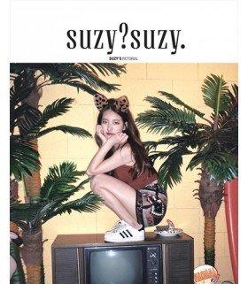 Suzy (miss A) SUZY?SUZY Photobook (Cover A) (édition coréenne)