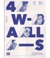 Affiche officielle f(x) (에프엑스) Vol. 4 - 4 WALLS (Type A)