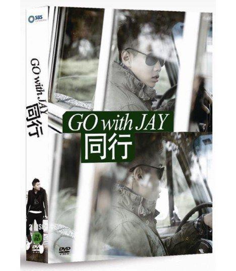 Jay Park - Special Go With JAY (2DVD+Photobook+Poster offert) (édition coréenne)