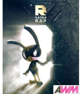 B.A.P (비에이피) Mini Album Vol. 4 - MATRIX (Version R / HIMCHAN) (édition spéciale coréenne)